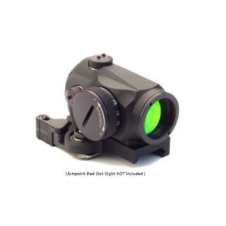 LaRue Tactical LT661 Quick Disconnect Mount for Aimpoint Micro Series Red Dot Sight